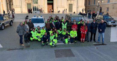 Inaugurazione Mezzo Protezione Civile Loreto